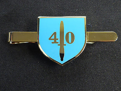 £7.64 • Buy 40 Commando Royal Marines Gold Plated Tie Clip / Holder