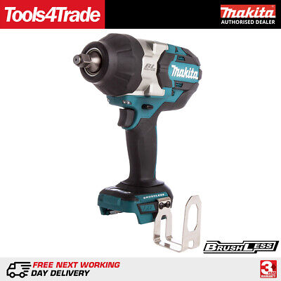 Makita DTW1002Z 18V LXT Cordless Brushless Impact Wrench 1/2  Drive - Body Only • 204.50£