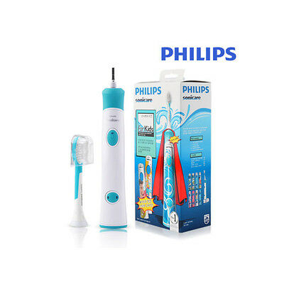 AU100.74 • Buy New Philips Sonicare HX6311/07 Rechargeable Sonic Electric Toothbrush For Kids