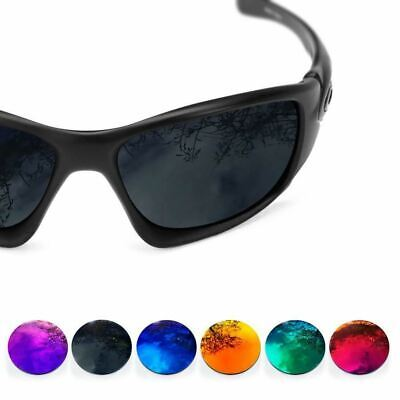 Fit&See Polarized Replacement Lenses For Oakley Ten X ( Choose Color ) • 25.52£