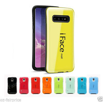 AU7.99 • Buy IFace Samsung Galaxy Note S10 S8 S9 Plus Note 8 9 Heavy Duty Shockproof Case