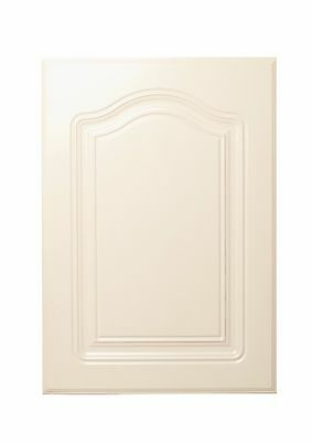 Cathedral Arch Kitchen Cabinet Doors Unit Cupboard White Replacement Fronts NEW • 26.99£