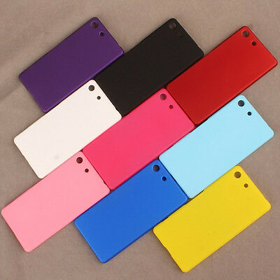 AU5.92 • Buy For Sony Xperia M5 Rubberized Matte Hard Case Cover