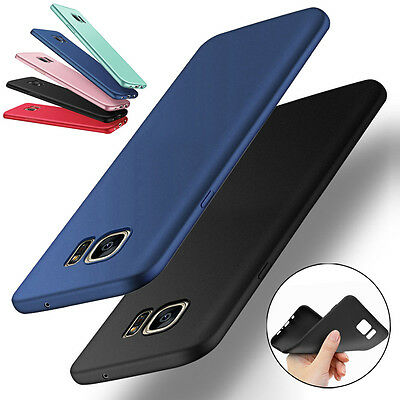 $ CDN3.79 • Buy For Samsung Galaxy S20 S10+ S9 S8 J5 J7 A5 A7 2017 Slim Soft Silicone Case Cover