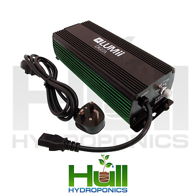 LUMii DIGITA 600W | 1000W  Dimmable Ballast - Hydroponics - Lighting HPS Digital • 149.95£