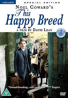 DVD:THIS HAPPY BREED - NEW Region 2 UK • 14.95£