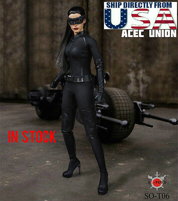 $ CDN129.68 • Buy 1/6 Catwoman Head Clothing Set Batman Returns For PHICEN Hot Toys USA IN STOCK