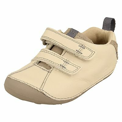 Boys Clarks First Shoes - Cruiser Time • 24£