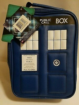 £25.07 • Buy Doctor Who TARDIS Insulated Lunchbox