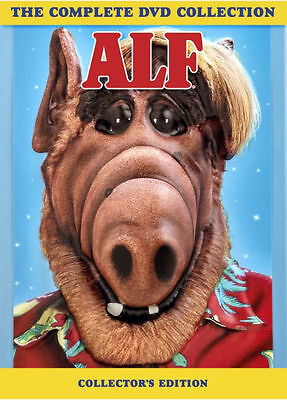 PRE ORDER: ALF: THE COMPLETE DVD COLLECTION (COLLECTORS EDIT) - DVD - Region 1 • 49.95£