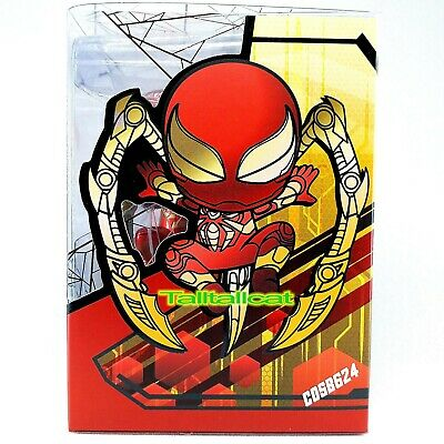 $ CDN32.72 • Buy Marvel Hot Toys Spider-Man COSB624 (Iron Spider Armor Suit) Cosbaby [ In Stock ]