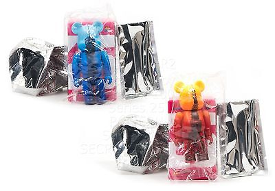 $60 • Buy Medicom Toy Bearbrick Series 25  PATTERN SECRET SKYTOWER 2pc Set 26 27