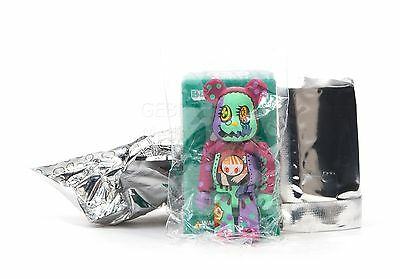 $35 • Buy Medicom Toy Bearbrick Series 24 SECRET HORROR Be@rbrick S24 Gekidan Inu Curry