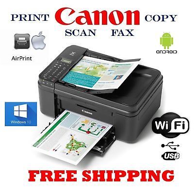 View Details NEW Canon MX492/490 Wireless Printer-photo/Copy/Scan-Android Air Print-LCD-Fax • 47.96$