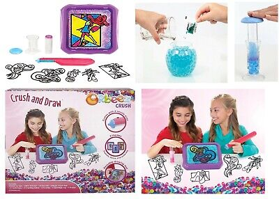 AU35.10 • Buy Maya Toys Crush Draw Playset Ages 5+ New Toy Girls Boys Play Game Bouncy Orbeez