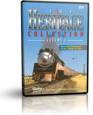 £18.40 • Buy Heritage Collection, Railroads Of The 1940s & 50s - Rare Vintage Film - Pentrex