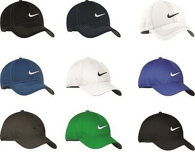 2d76547b58b75 NIKE-GOLF-NEW-Adjustable-Fit-SWOOSH-FRONT-BASEBALL-