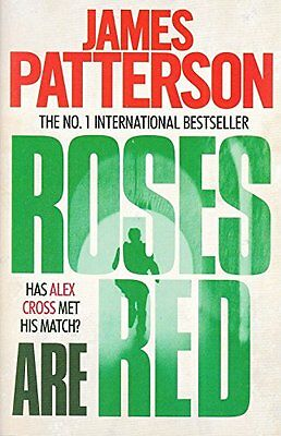 £8.99 • Buy James Patterson ___ Roses Are Red ___ Brand New __ Freepost Uk