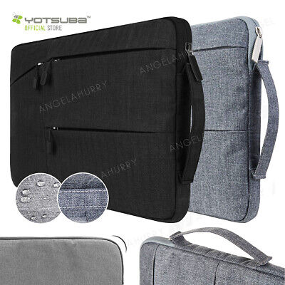 AU21.93 • Buy Laptop Storage Handle Computer Sleeve Case Bag For Air/MacBook