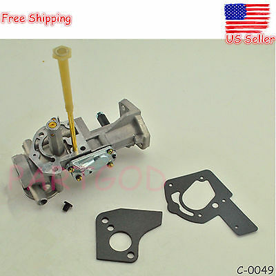 $ CDN66.37 • Buy CARBURETOR Carb Replaces For 498298 Briggs & Stratton 5hp 5 Hp 4 Cycle Engines A