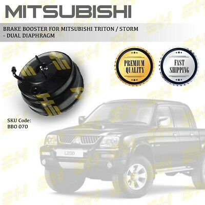 AU147.21 • Buy Brake Booster For Mitsubishi Storm L200 (7'/8', Double)