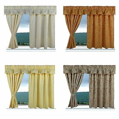 £18.95 • Buy Static Fully Lined Ready Made Caravan Curtains Quality Made To Measure