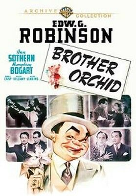 £19.99 • Buy BROTHER ORCHID (Edward G Robinson)  (DVD) UK Compatible Sealed