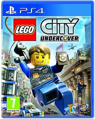 AU42 • Buy Lego City Undercover PS4 Playstation 4  Brand New Sealed