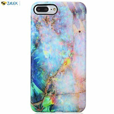 AU13.32 • Buy Colorful Marble IPhone 7 Plus Case For Girls Anti-Scratch Shock Proof Case Cover