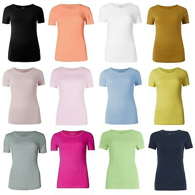 £3.99 • Buy Marks & Spencer Womens Pure Cotton Short Sleeve Round Neck New M&S T Shirt Top