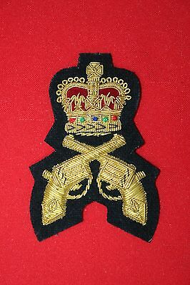 canadian police badge