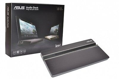 Asus Audio Dock Gray Micro USB Docking Station Incl. 36W Ac-adapter Suitable For • 16.42£