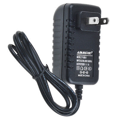 £4.24 • Buy AC Adapter For Yamaha Dd-35 Dd-55 Dd-65 PSR282 PSR295 Power Supply Charger Cord