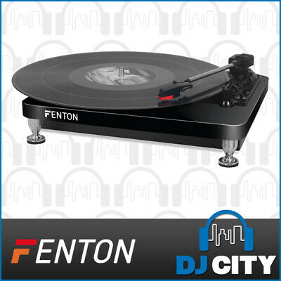 AU89 • Buy Fenton RP120 Modern Turntable Record Player W/ Built-in USB Recorder