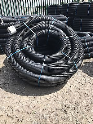 6  Heavy Duty Land Drainage Coil 50 Meters • 138£