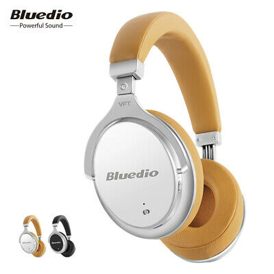 AU44.79 • Buy Bluedio F 2nd Wireless Stereo Bluetooth 4.2 Headphones Noise Cancelling Headsets