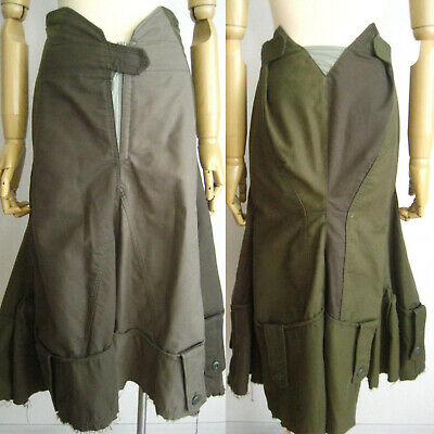 $298 • Buy AD2006 Junya Watanabe Comme Des Garcons Military Skirt