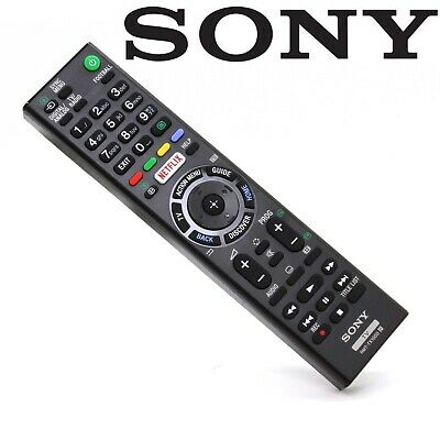 £11.94 • Buy Genuine Sony RMT-TX100D TV Remote Control With NETFLIX Button