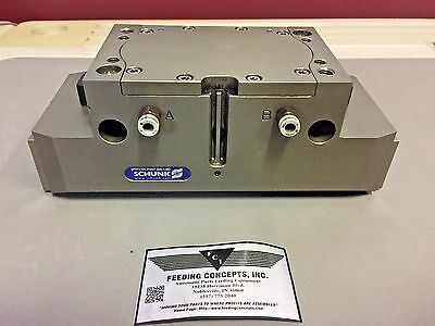 $999.99 • Buy Schunk PGN+200-1-sd 37371105 2 Finger Parallel Gripper USED