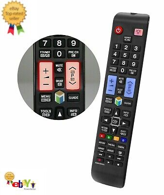 Universal Remote Control For - Samsung AA59-00638A LED TV GUIDE 3D Smart • 4.95£
