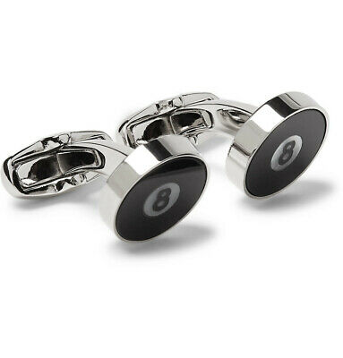 £92.03 • Buy PAUL SMITH Racing Bike Gold And Silver-Tone Cufflinks Racer Bicycle Wheels