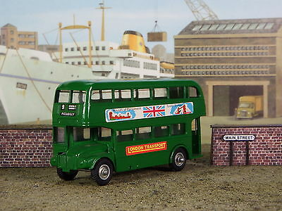 R&L Diecast: Vintage Routemaster Bus By Budgie, Green London Transport • 22.99£