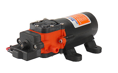 $29.99 • Buy 12 V Boat Rv Water Pressure System Automatic Pump Replaces Flojet 35 Psi 1.2 Gpm