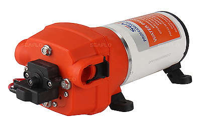 $76.99 • Buy NEW High Pressure Water Pump 12 V DC Replaces Jabsco 31620-0092 Flojet R4325143A