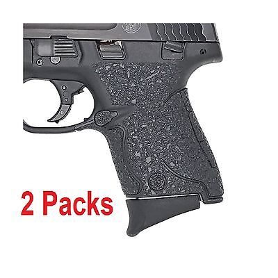 $8.99 • Buy Top Pros Grip Extension Fits  Smith And Wesson Shield 9mm/.40 CAL - M&P 2 Packs