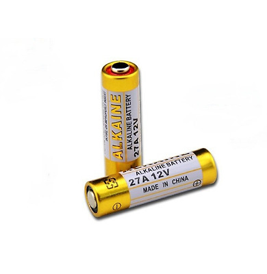 AU10 • Buy 2 X 12V 27A MN27 27A L828 A27 Super Alkaline Battery For Doorbell Remote Control