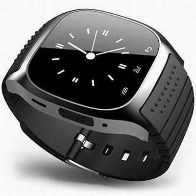 $ CDN14.96 • Buy Mate Wrist Waterproof Bluetooth Smart Watch For Android HTC Samsung IPhone IOS