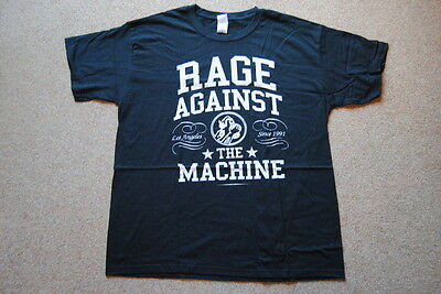 Rage Against The Machine College Varsity T Shirt New Official Ratm Killing Name • 11.99£