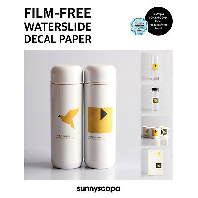Sunnyscopa Film-free Waterslide Decal Paper  • 116.15£