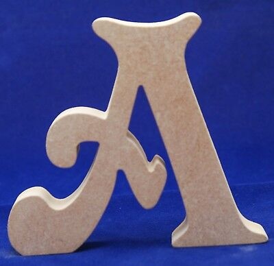 £2.35 • Buy Wooden Freestanding Letters Alphabet Wedding Party Home Shop Decorations-3 Sizes